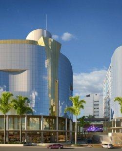 Ocean Ville - Corporate Center e Mall e Residence